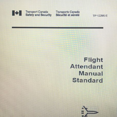 FLIGHT ATTENDANT MANUAL